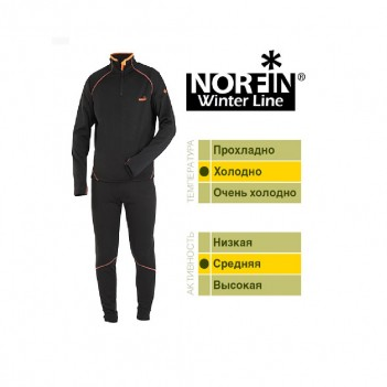 Термобельё Norfin WINTER LINE 04p.XL 3025004-XL