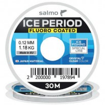 Леска Salmo Ice Period Fluoro Coated 0.08 30м 0.81кг