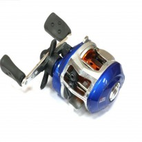 Кат мульт Abu Garcia - AMBASSADEUR BLUE-MAX II LOW PROFILE BOX LH 2 BB+1RB