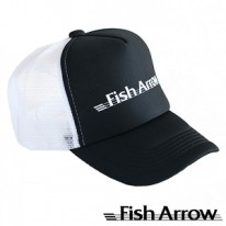 Кепка Fish Arrow Mech Cap Fish Arrow Black/White