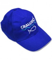 Кепка Cralusso Cap Royal-blue