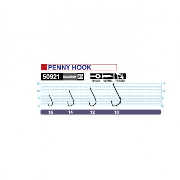 Крючки OWNER  50921  №16 PENNY HOOK