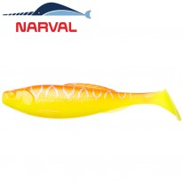 Виброхвост Narval Troublemaker 10см Sunset Tiger №009