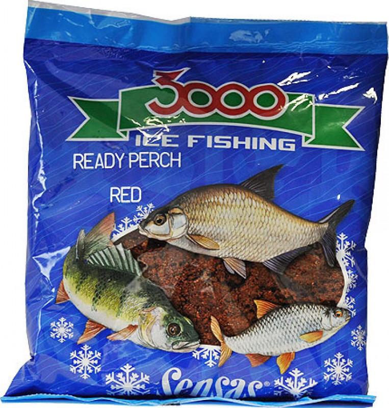 как сделать прикормку для рыбы окунь