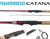 Спиннинг Shimano CATANA EX SPINNING 240UL SCATEX24UL 2.4м 1-11г