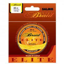 Шнур плетен. SALMO Braid ELITE 20m 0.09mm 3.5kg